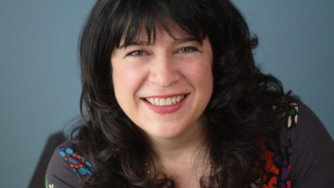 E.L. James, author of the 'Fifty Shades of Grey' phenomena, is USA TODAY's author of the year.