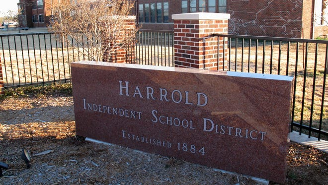 The K-12 school in Harrold, Texas, has a policy allowing teachers and other school employees to carry concealed weapons.