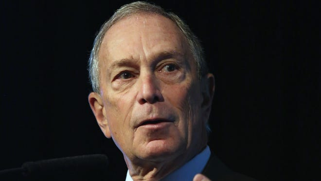 Bloomberg is challenging President Obama and Congress to take action on gun control now.