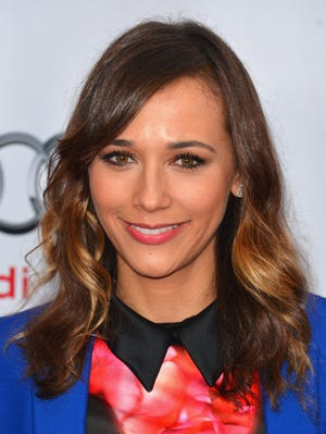 Actress Rashida Jones arrives to The Trevor Project's 'Trevor Live' event honoring singer Katy Perry at the Hollywood Palladium on December 2, 2012 in Hollywood, Calif.