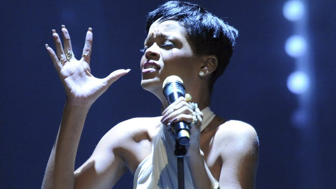 Rihanna: Paired with Jack Ocean, or maybe Jack White?