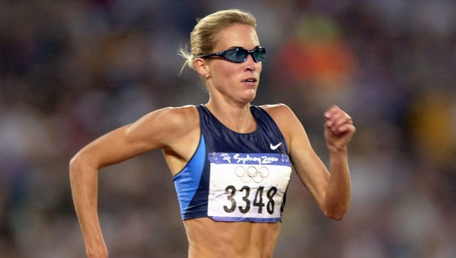 Three-time Olympian Suzy Favor Hamilton admitted that she secretly worked as an escort in Las Vegas.