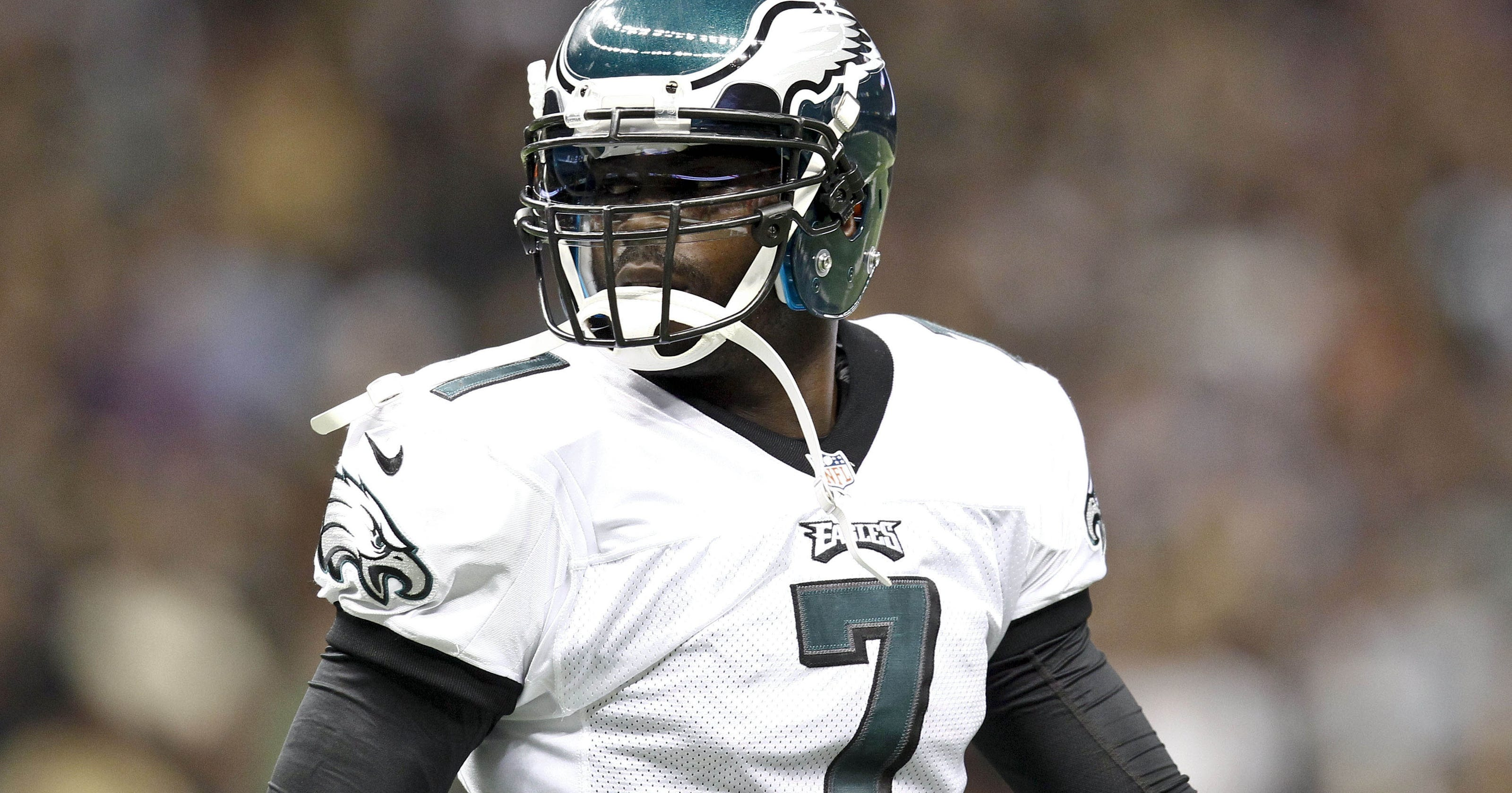 20eaf5e4c44 Michael Vick laments unfulfilled tenure with Eagles