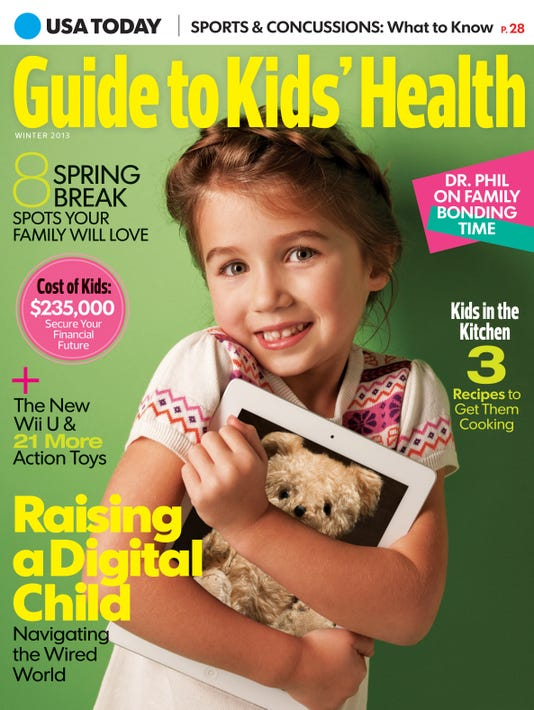 Guide to Kids' Health cover