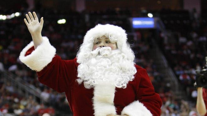The NBA having games on Christmas Day is as much of a tradition as Santa Claus.