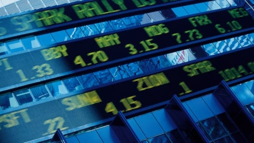 Index mutual funds and exchange traded funds are baskets of stocks that allow investors to easily buy into hundreds if not thousands of stocks.