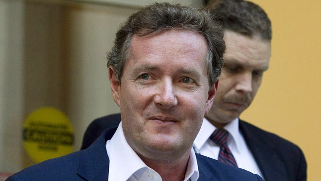 Thousands of Americans want British citizen Piers Morgan deported after he criticized the USA's gun culture on his CNN talk show.