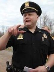 Lt. Mike Chiapperini