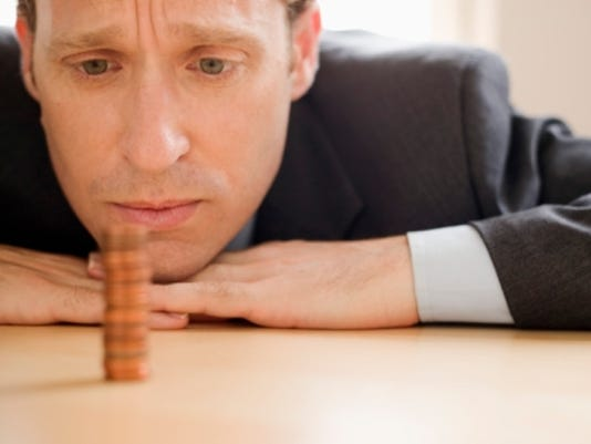 worry economy entrepreneur thinkstock