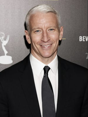 Anderson Cooper came out of the closet in July in an e-mail published on 'The Daily Beast.'