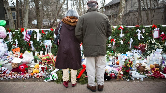 Newtown, Conn., has been overwhelmed by gifts donated after the massacre at the Sandy Hook Elementary School.