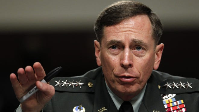 David Petraeus, the retired four-star general who led the U.S. military campaigns in Iraq and Afghanistan, resigned on Nov. 9 as director of the CIA after admitting he had an extramarital affair.