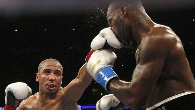 Andre Ward, left, who defeated Chad Dawson, right, in September,  will undergo shoulder surgery as early as next week.