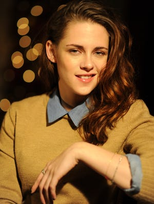 Kristen Stewart shows a very adult side of herself in 'On the Road.'