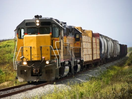 train locomotive thinkstock