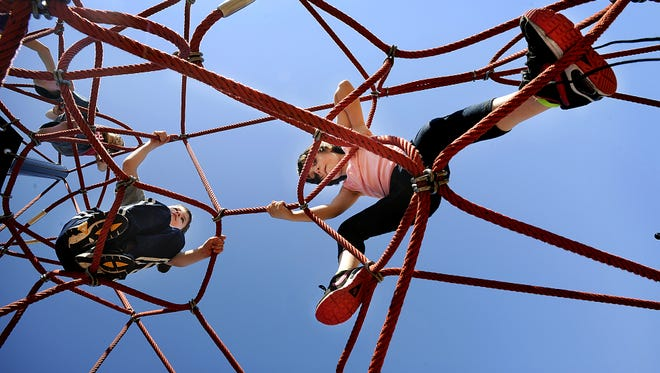 Recess time offers schoolchildren an opportunity for unstructured play and interaction with other kids, a study finds.