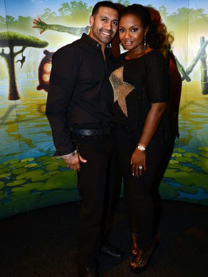 Phaedra Parks and her husband Apollo Nida are expecting their second child together.