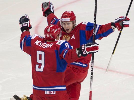 Russia Beats Usa 2 1 At World Junior Championships