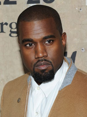 Kanye West says he won't be attending the Grammy Awards show in February.