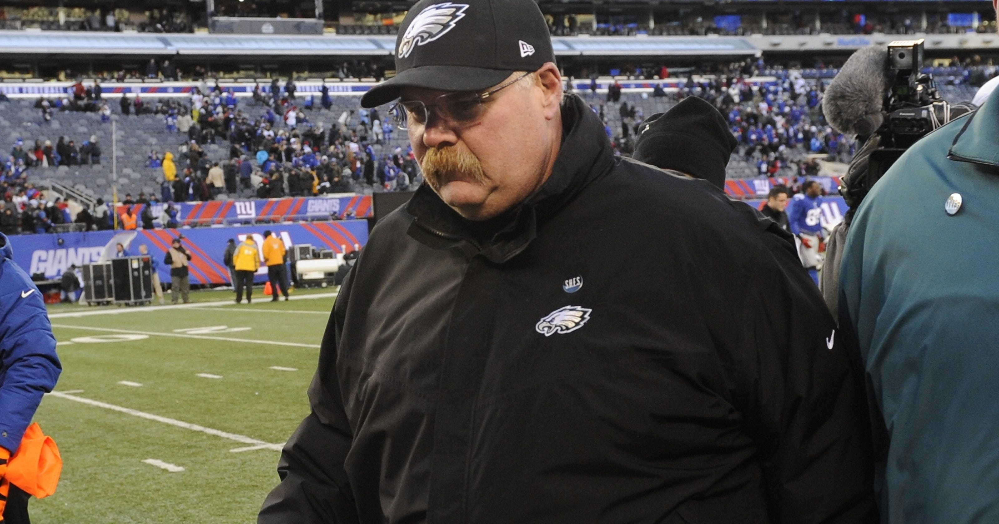 128f4c301d6 Eagles fire Andy Reid after 14 seasons