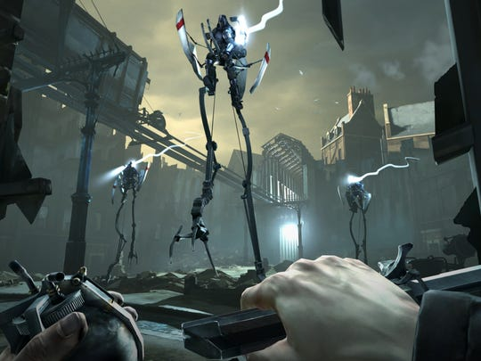 Dishonored videogame