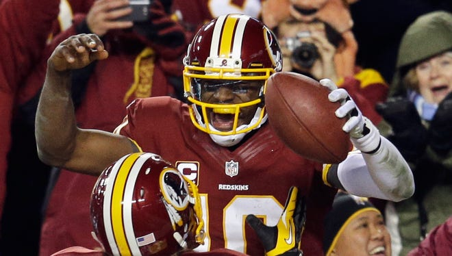 <p>Washington Redskins, 10-6, A: Despite a salary cap penalty and season-ending injuries to two of their best defensive players, the Redskins won the NFC East for the first time since 1999. It's been a laboring turnaround for Mike Shanahan, who has the roster set for depth, if not starpower. Rookie running back Alfred Morris is the late-round steal of the 2012 draft, and everything Washington gave up for Robert Griffin III was worth it, provided they can keep him from destroying himself. (All NFC grades by Robert Klemko)</p>