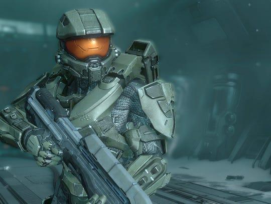 Halo4 videogame