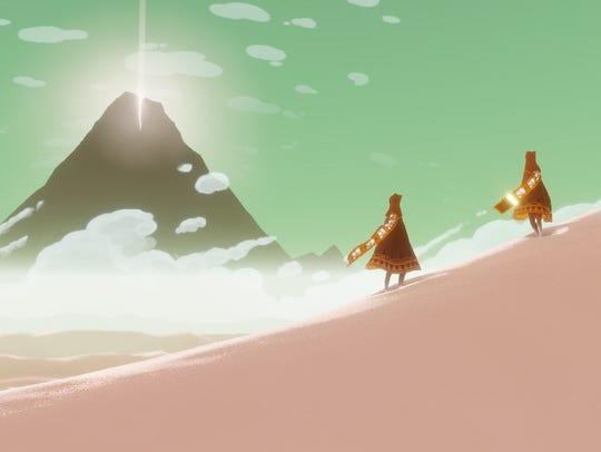 Journey videogame