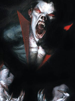 """The """"vampire-ish"""" Michael Morbius heads to a violent part of New York on his road to redemption in """"Morbius: The Living Vampire."""""""
