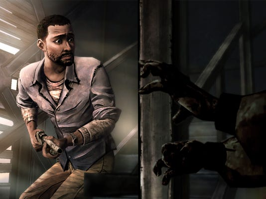TheWalkingDead videogame