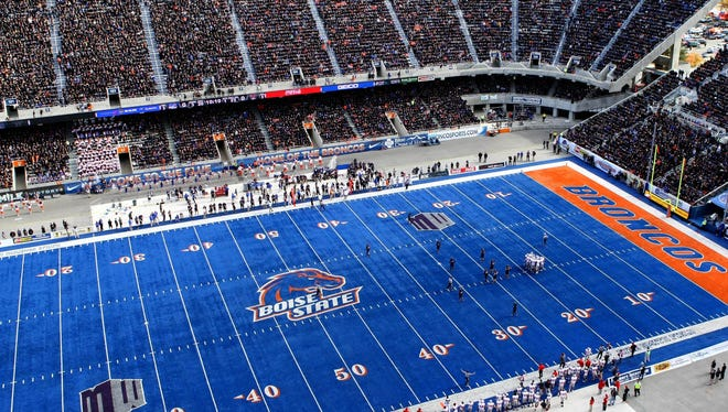 Boise State will remain in the Mountain West.