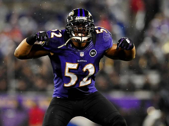 13 Best Ray Lewis Quotes Images On Pinterest: All-Out Blitz: Ray Lewis Announces He Will Retire At End