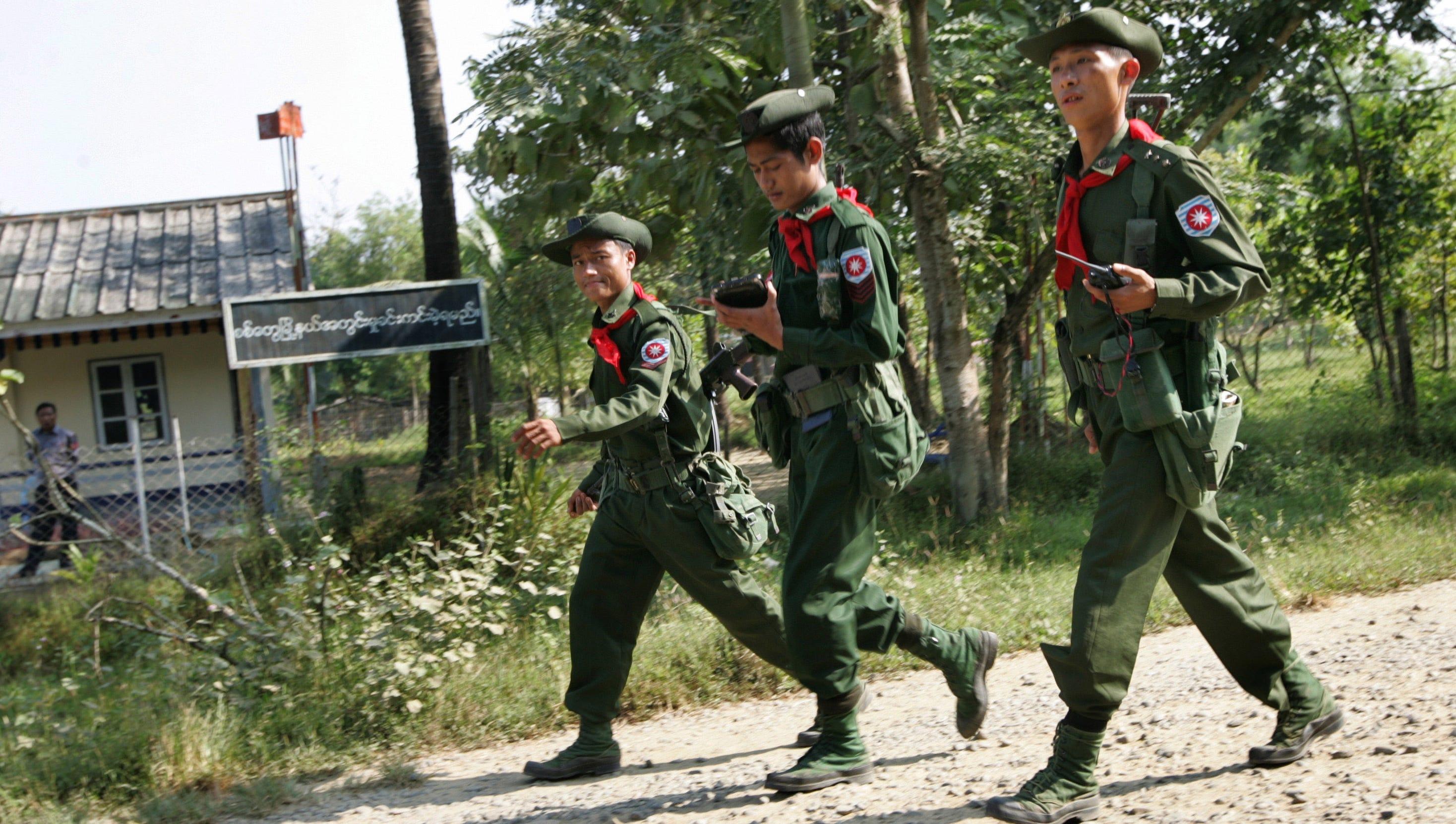 Burmese military admits airstrikes against Kachin