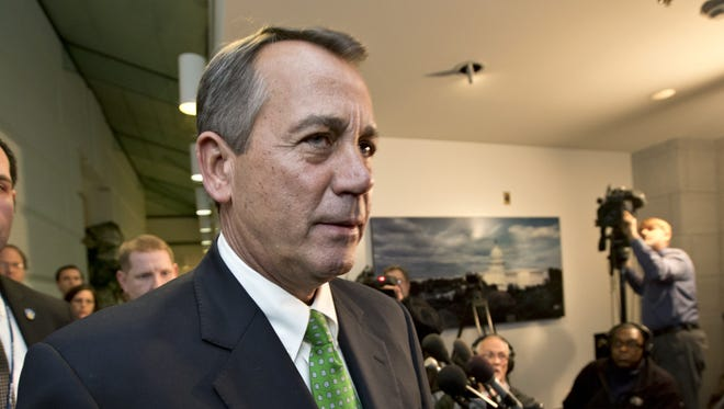 House Speaker John Boehner had delayed appointing board members for the Office of Congressional Ethics, but passage of the proposed rule would enable the current members to remain indefinitely.