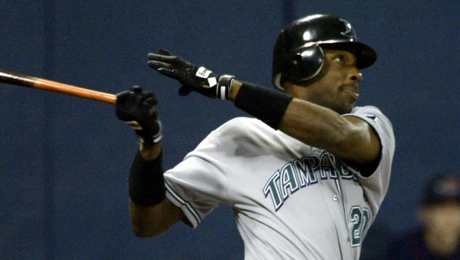 Fred McGriff hit 493 home runs playing for six different teams.