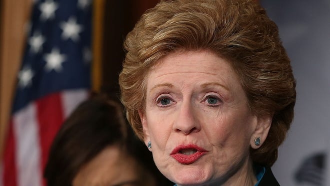 """Sen. Debbie Stabenow, D-Mich., the chairwoman of the Agriculture Committee, said this week the extension """"reforms nothing, provides no deficit reduction, and hurts many areas of our agriculture economy."""""""