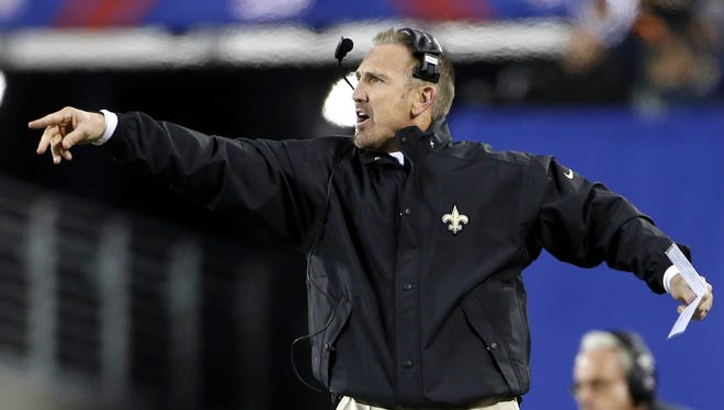 At least one Saints player isn't jumping to the defense of defensive coordinator Steve Spagnuolo.
