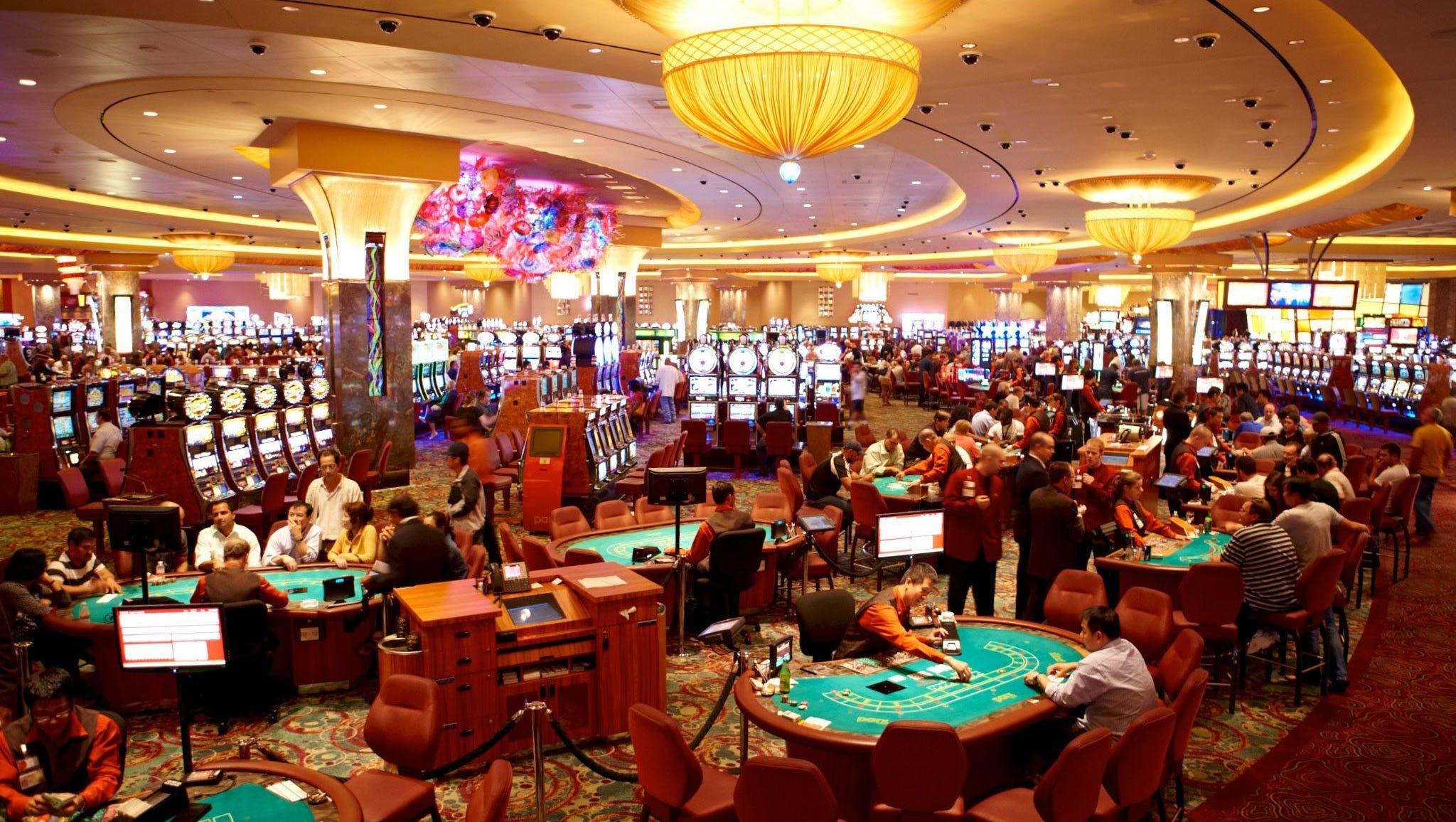 gambling casino east coast