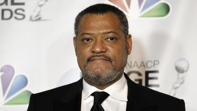 Laurence Fishburne  was granted a temporary restraining order against a man who claims to own the actor's house and went there on New Year's day to try to evict him and his family.