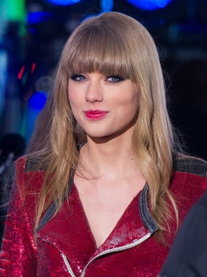 Taylor Swift had shared a New Year's kiss with Styles after her performance in Times Square.