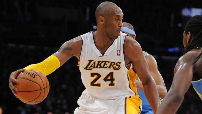 Los Angeles Lakers shooting guard Kobe Bryant has joined twitter and hit the ground running.