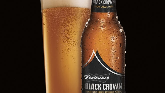 Budwesier Black Crown will be featured in a Super Bowl ad.