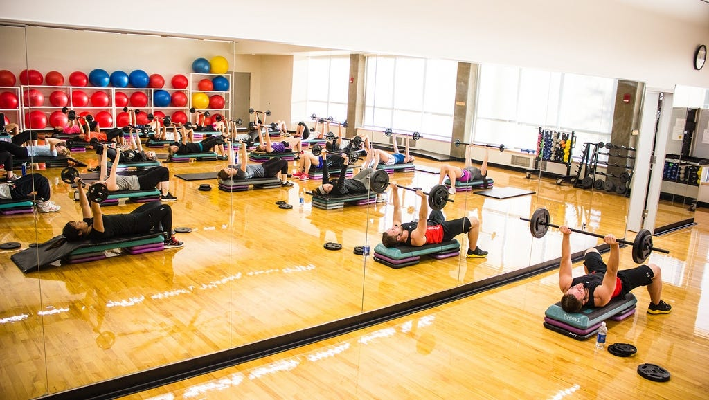 Colleges physical education requirements fade away