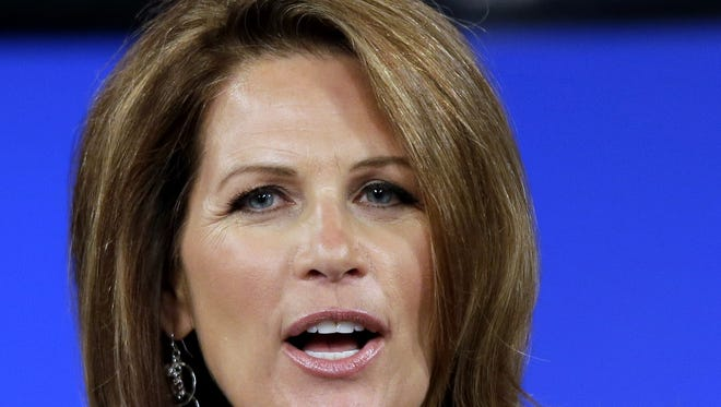 Rep. Michele Bachmann, R-Minn., will retain her seat on the House Intelligence Committee.