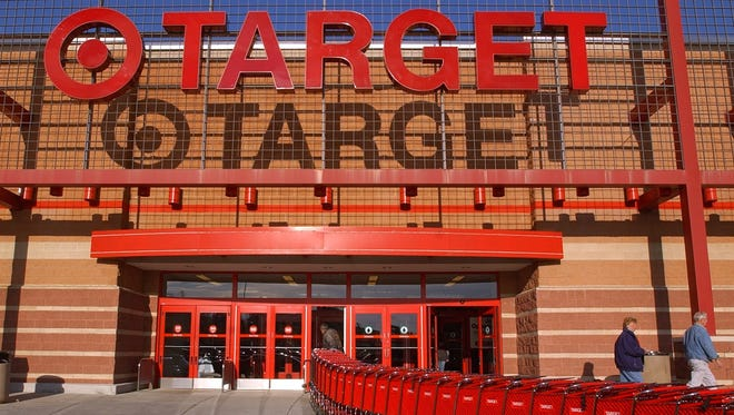A Target store at the Broadcasting Square Shopping center in Reading, Pa.