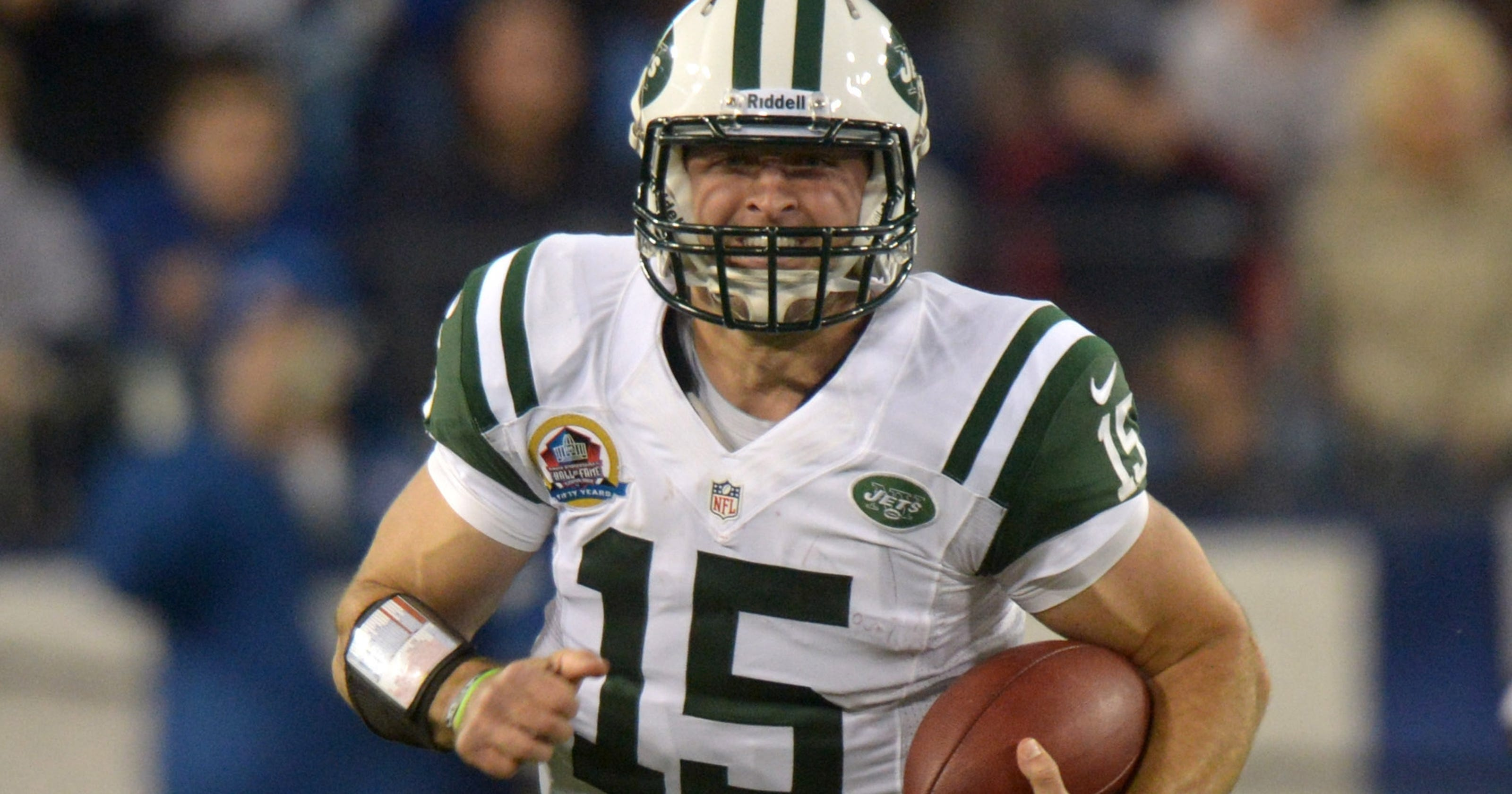 free shipping efe22 62851 New York Jets planned to use Tim Tebow as running back
