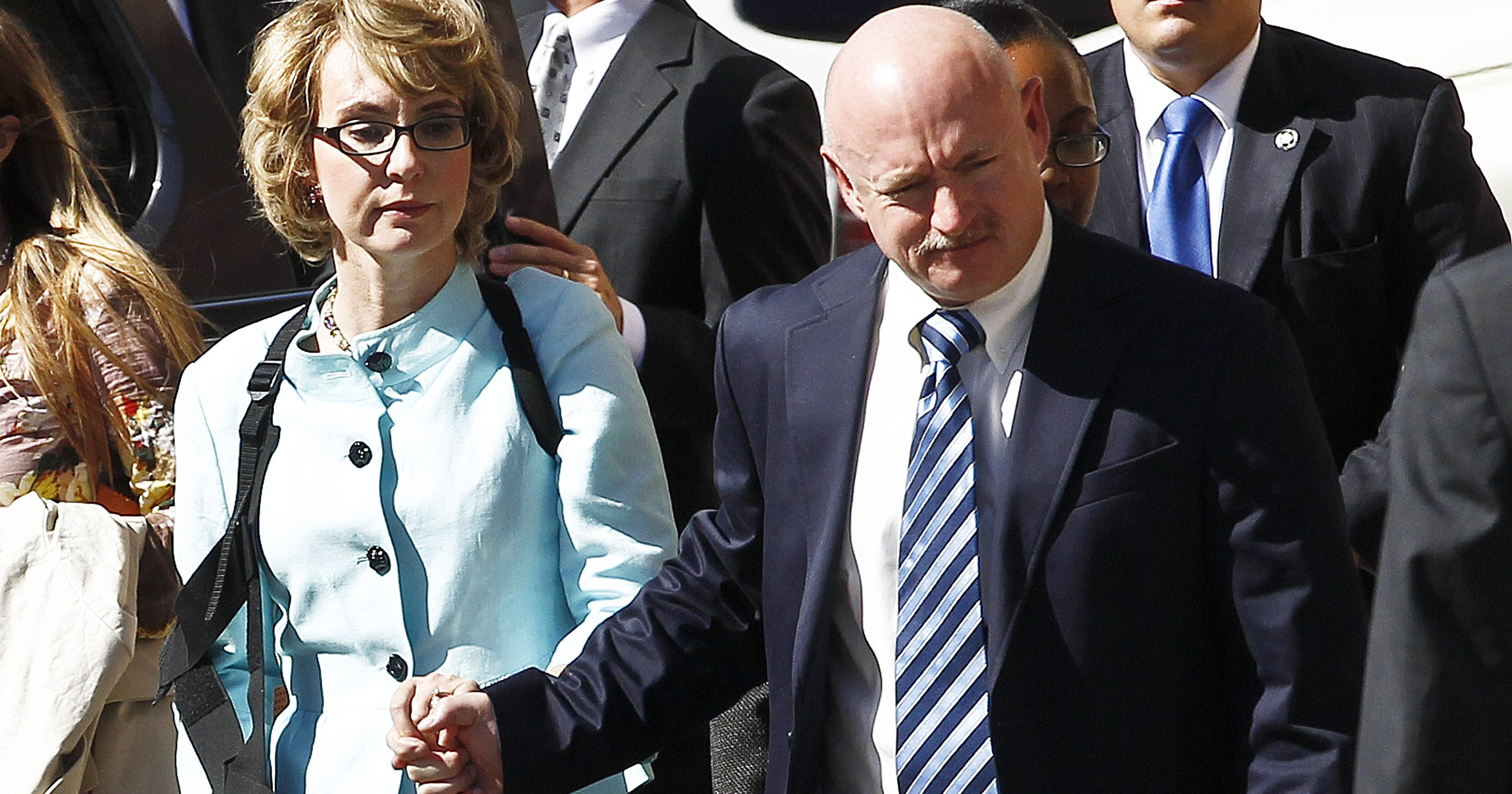 Giffords' gun-control PAC to test her political appeal