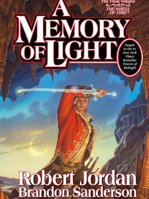 'A Memory of Light' by Robert Jordan and Brandon Sanderson