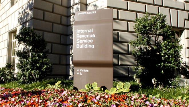 Headquarters of the Internal Revenue Service  in Washington, D.C.