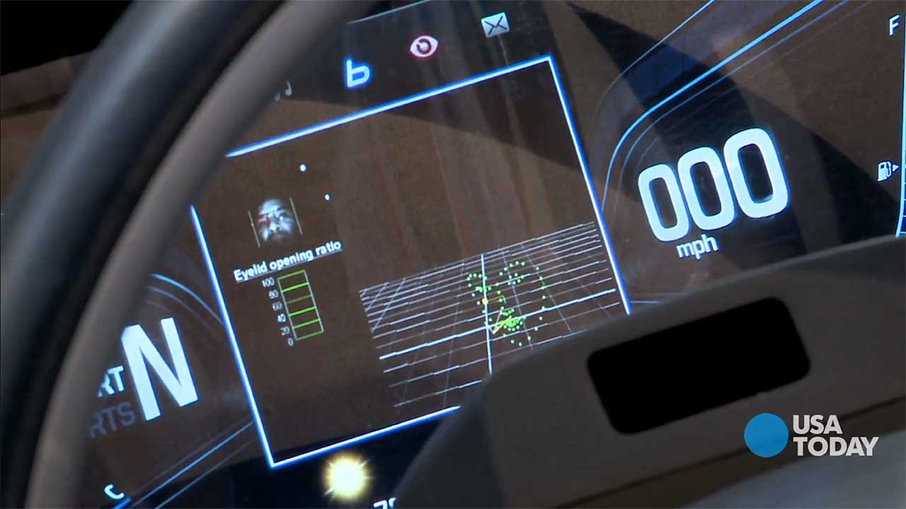 Hyundai shows gesture-recognition technology